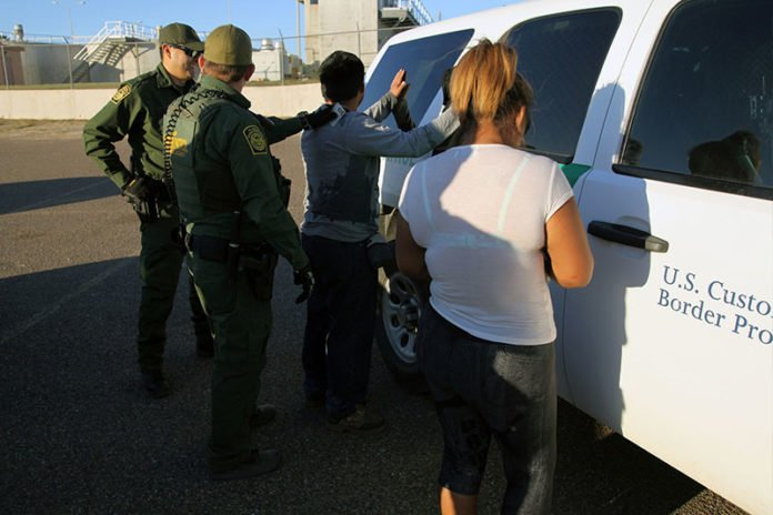 Immigration Bust