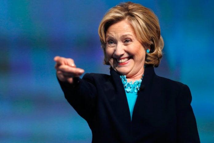 Hillary Cheated