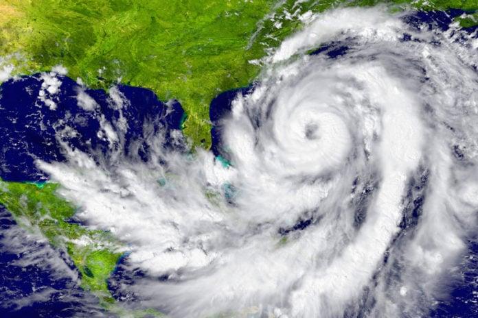 Hurricane Landing